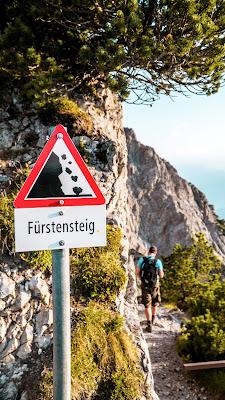 Fürstensteig  Gafadura Hütte - Drei-Schwestern - Gaflei  Wandern in Liechtenstein 20