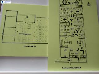 A4 Photoluminescent Evacuation Plans - VIATechnik Inc.