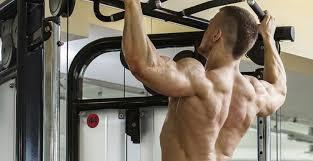 ejercicios de espalda con barra