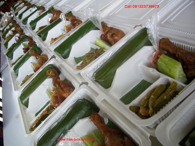 Nasi box delivery di ciwidey