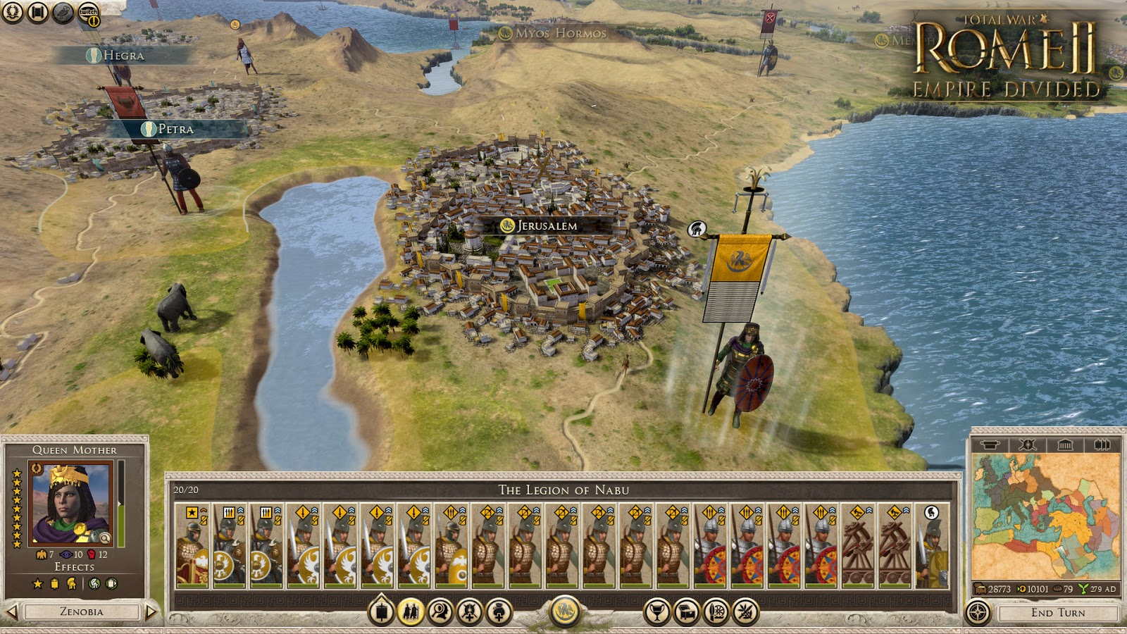 New Games TOTAL WAR ROME II EMPIRE DIVIDED PC The