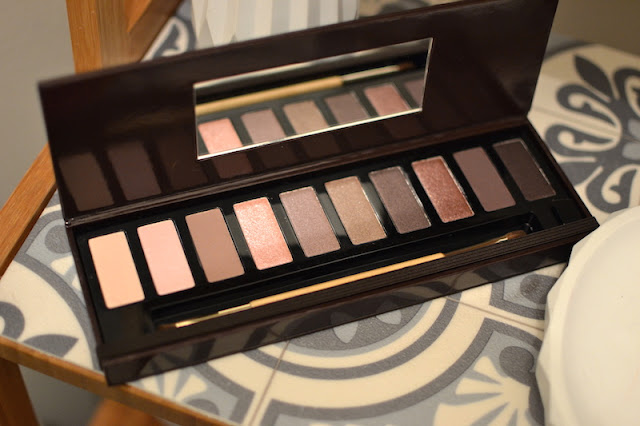 Palette yeux The essentials clarins