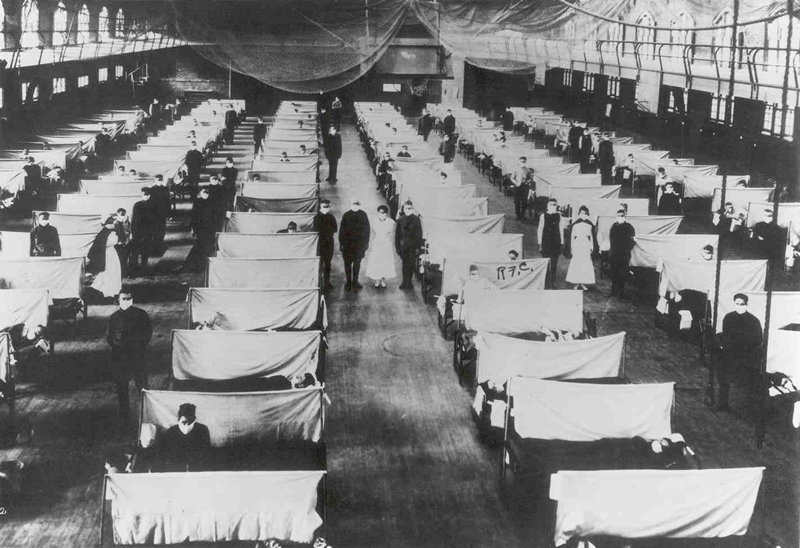 Influenza Pandemic (1918)