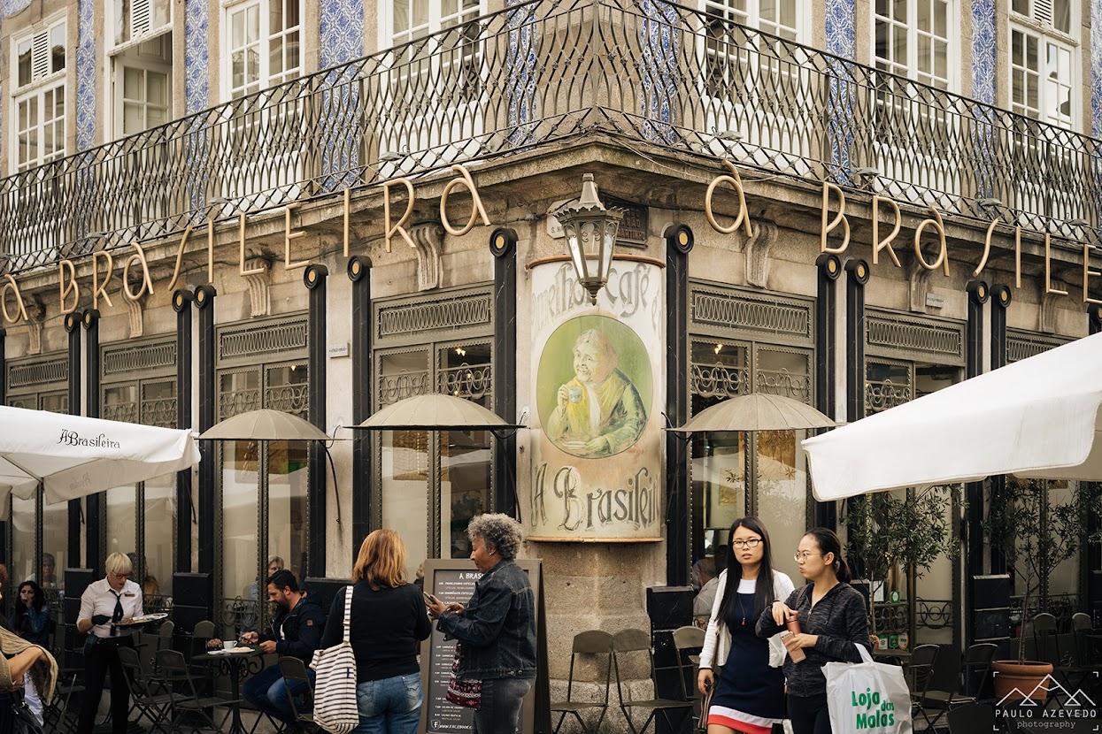 Café A Brasileira, Braga