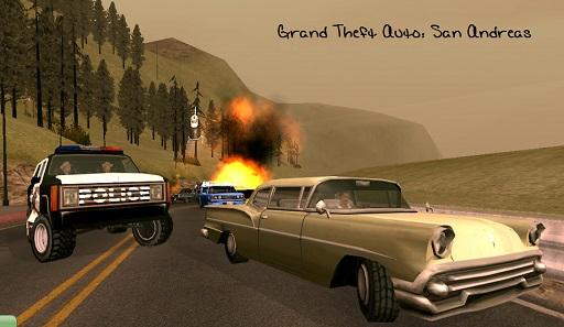 تحميل لعبة Grand Theft Auto: San Andreas للاندرويد