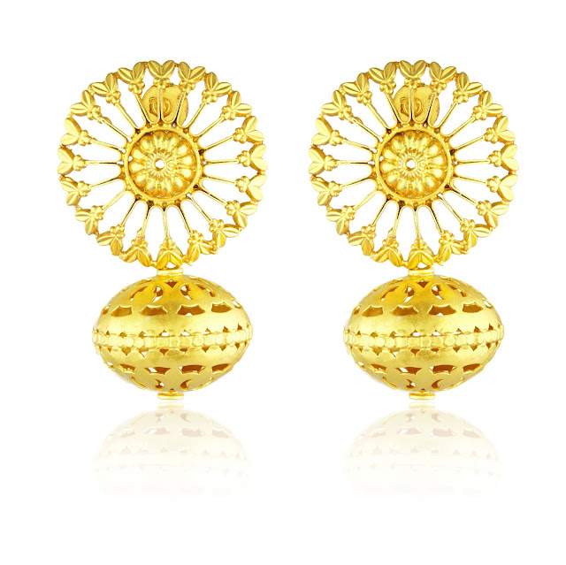 The Gold Plated collection - Ahilya Jewels.com