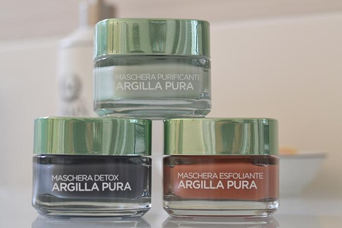 novita loreal argilla pura
