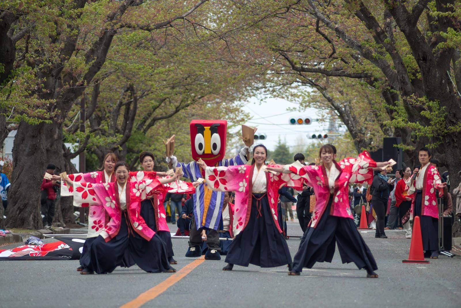 富岡町桜まつり2018
