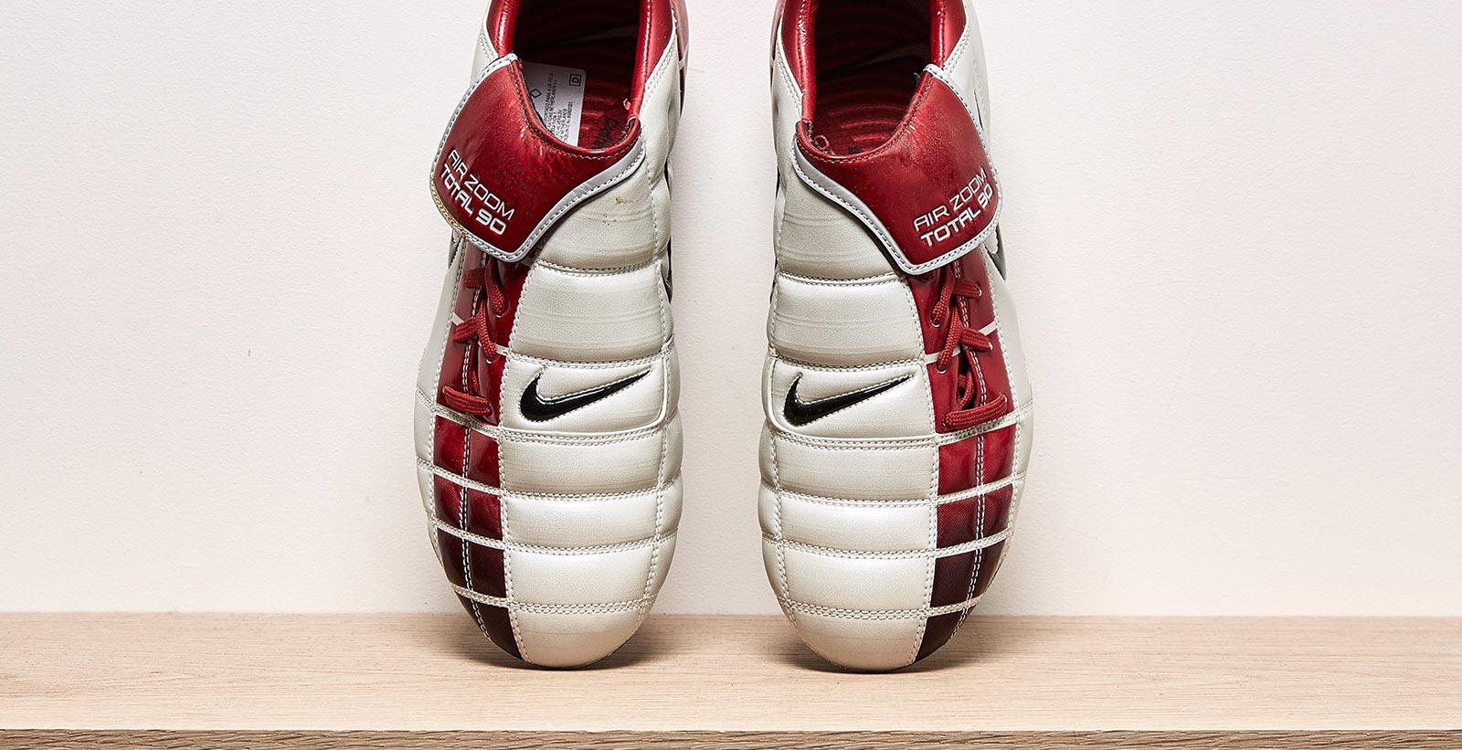 fb3b0e381396b ... air zoom total 90 iii sg b8968 10fad  clearance we take a look back at  one of the most iconic nike t90 soccer cleats