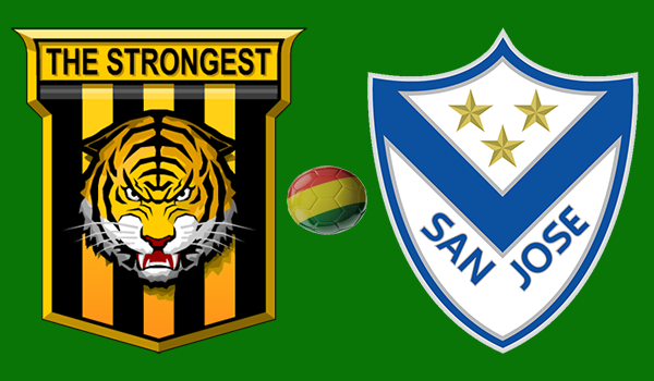 En vivo The Strongest vs. San José - Torneo Apertura 2018