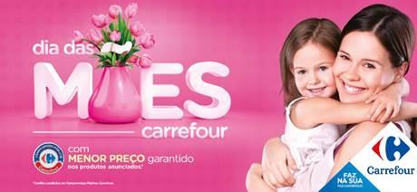 Carrefour promove campanha para o Dia das Mães