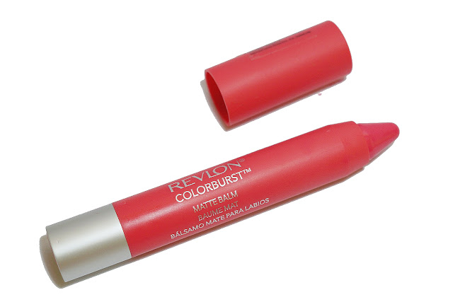 Revlon ColorBurst Matte Balm in Unapologetic