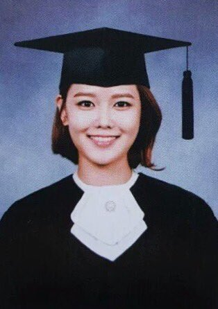 sooyoung graduation pictures