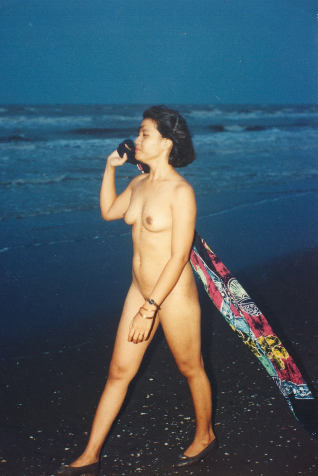 indonesian babes model nude