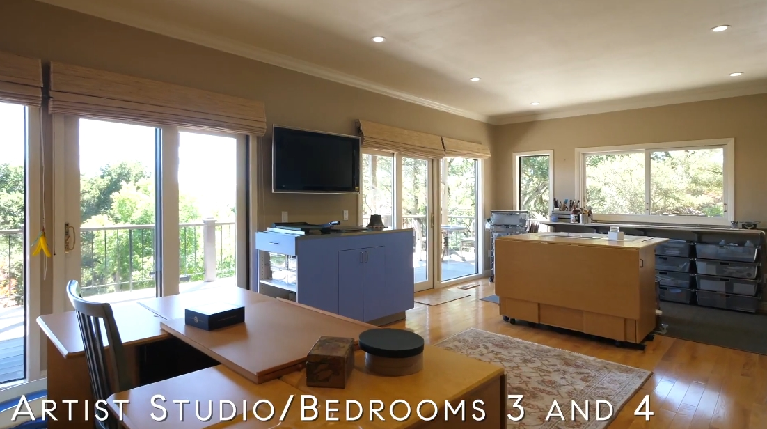 31 Photos vs. 25 Preston Road Woodside, CA Luxury Mansion Interior Design Tour