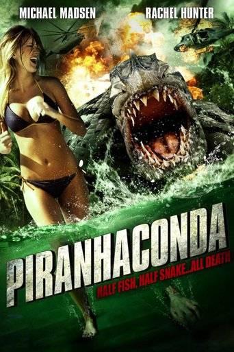 Piranhaconda (2012) ταινιες online seires oipeirates greek subs
