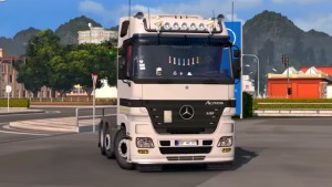 Mercedes Actros MP2 Addon 7.0