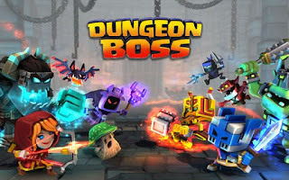 Dungeon Boss Apk v0.5.7342 Mod (1 Hit Kill/Weak Enemies)