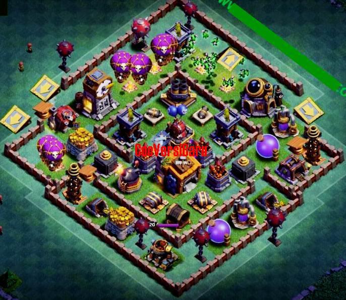 Base Aula Tukang Level 7 Terkuat 8