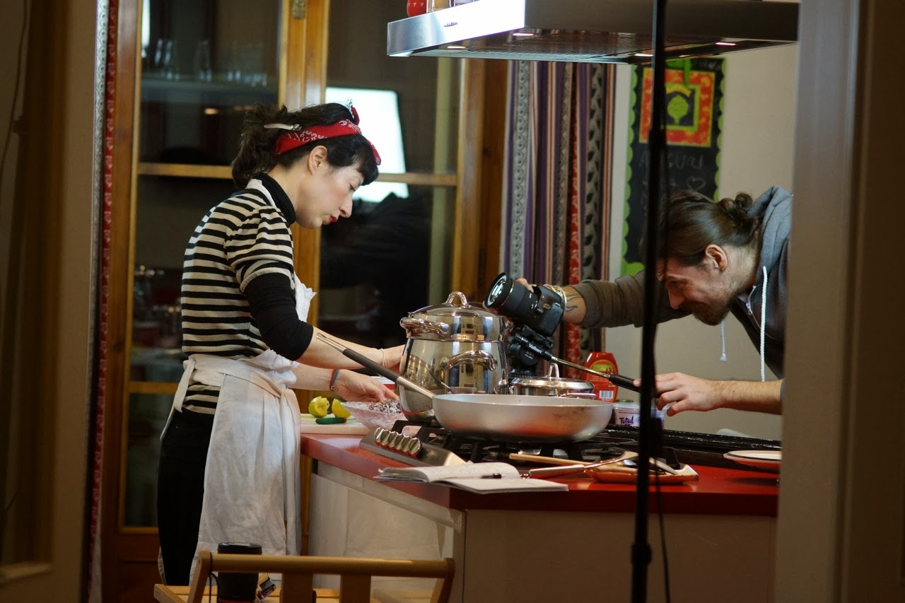 notizie da meolandia La Cucina di Azzurra  Movie