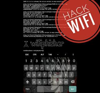 Cara Hack Wifi di Android Tanpa Root dengan Mudah