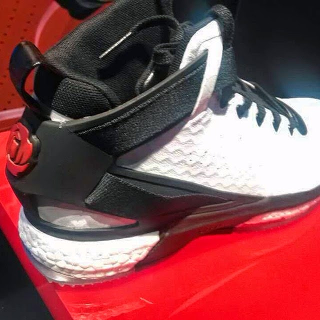 san francisco ed13f 5aa88 Here is an early image of the 6th signature shoe of Drose with Adidas. From  the image above, we an still see that Boost cushion is used on the heel and  ...
