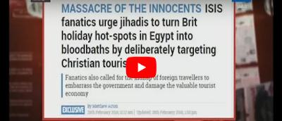 صحيفه بريطانية اخرى تهاجم مصر بطريقه جديده