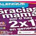 Boletos al 2X1 en General del Palenque por el Diez de Mayo