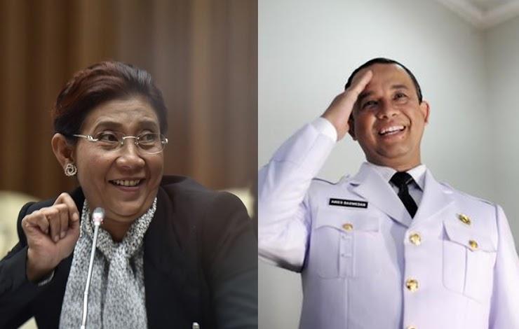 Ini Kata-Kata Menteri Susi tentang Pribumi, Akankah Dilaporkan Juga?
