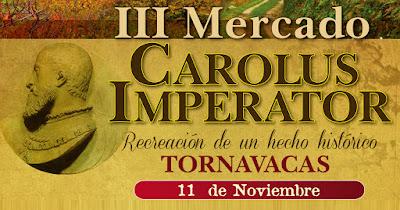 III Mercado Carolus Imperator (11 noviembre 2017, Tornavacas)