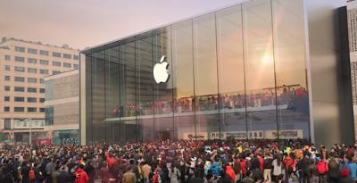 Didukung Oleh Pemerintah, Apple Bangun Data Center di China