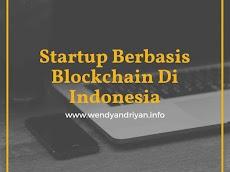 Startup Berbasis Blockchain di Indonesia