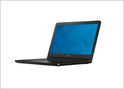 Dell Inspiron 14-3451 Pentium N3540 memiliki bentuk yang tak banyak bedanya dengan laptop Dell kebanyakan