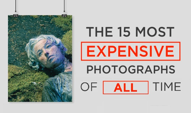 The 15 most expensive photographs of all time