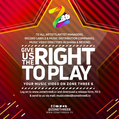 Give Zone Three 6 The Right To Play Your Music Video