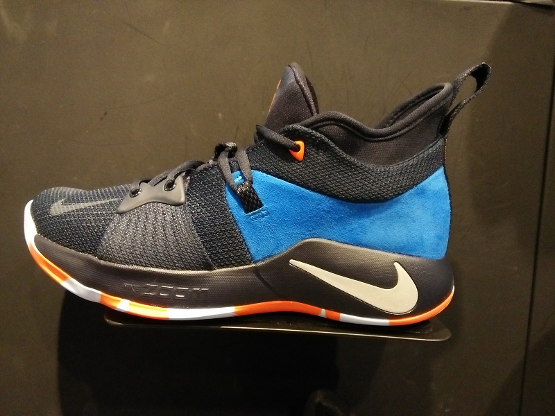 new products 91dca a664a Nike PG 2 in store images   Analykix