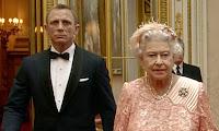 Daniel Craig und die Queen in Danny Boyle Olympia-Eröffnungsfilm