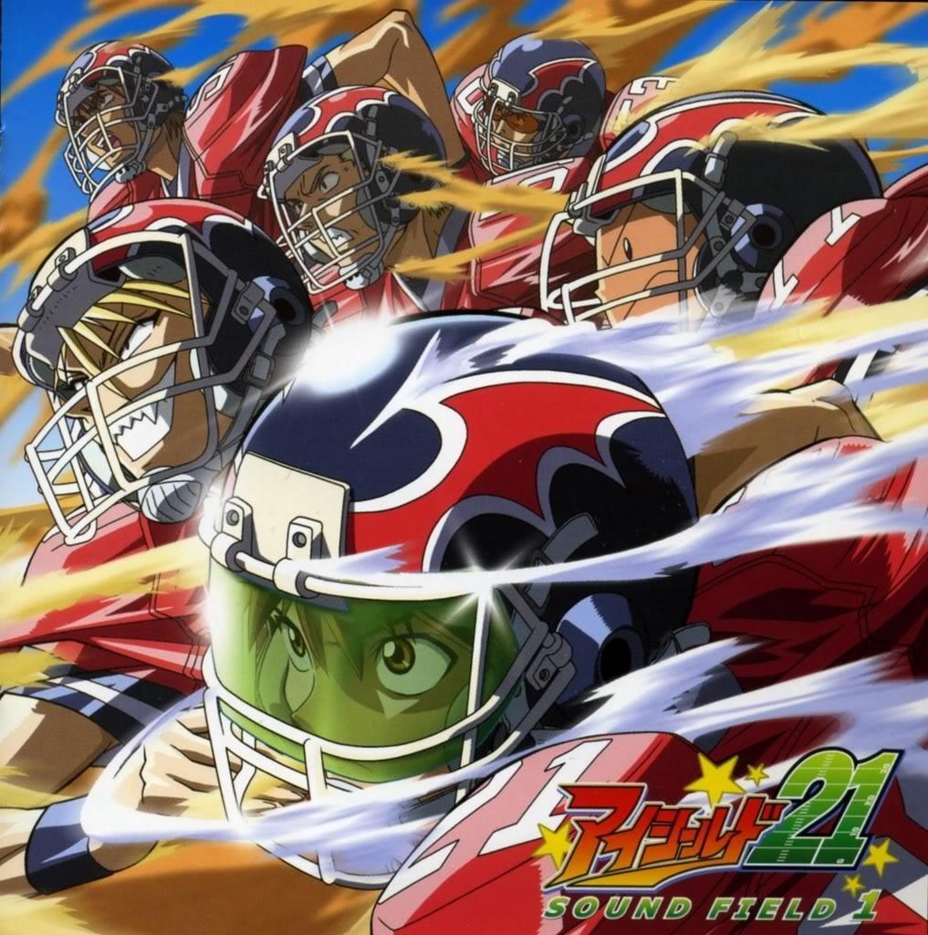 Eyeshield 21 Yamato: Eyeshield 21 Anime Review