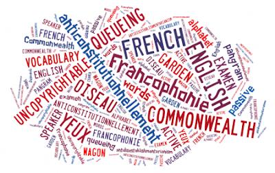 PAU 2015 Andalucía - Nous collaborons à la disparition du français