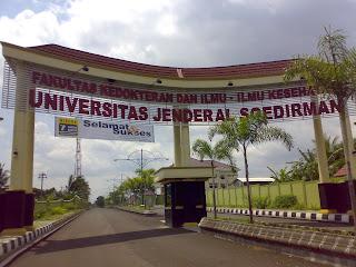 افضل شرح لفرصة الدراسة في أندونيسا مع منحة جامعة JENDERAL SOEDIRMAN