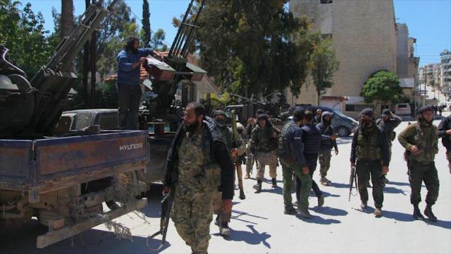Informe: Países de Europa del Este envían armas a Oriente Medio por hasta 1000 millones de euros