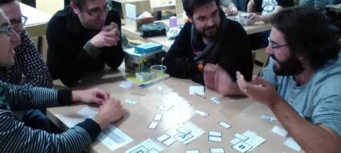 Protos y Tipos 2016 - Un lío de muerte.