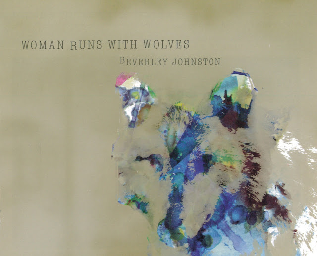 Woman Runs with Wolves