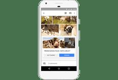Google luncurkan Fitur berbagi Foto Baru yang sempat diumumkan di I/O 2017