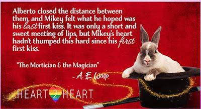 Heart2Heart: A Charity Anthology