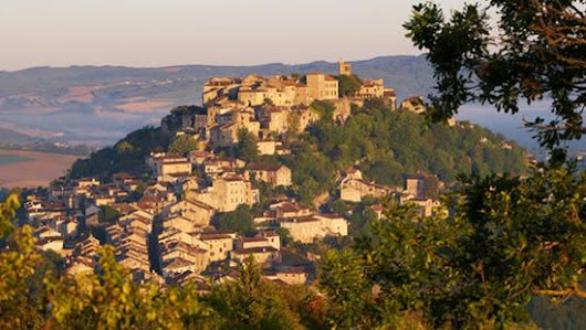 Cordes-sur-Ciel, Tarn, France with interactive map