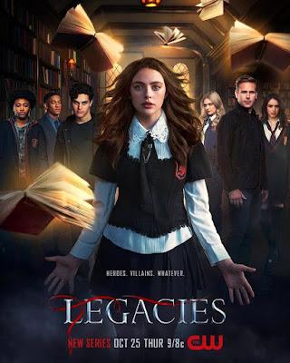 Legacies Series Poster