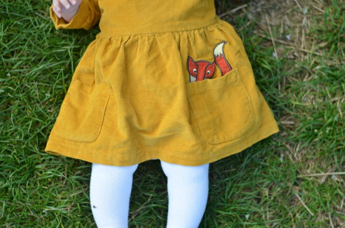 kids fashion blogger, Tootsa MacGinty, Baby fox clothes, fox girl clothing