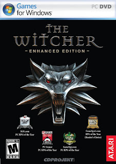 The Witcher: Enchanted Edition Cover