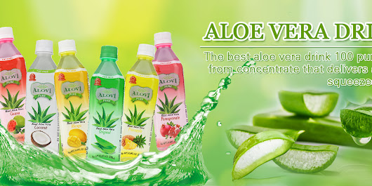 Aloe Vera Juice Benefits - for health